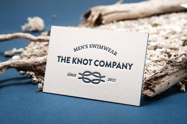 Letterpress Business Cards inspiration | Luxury Printing